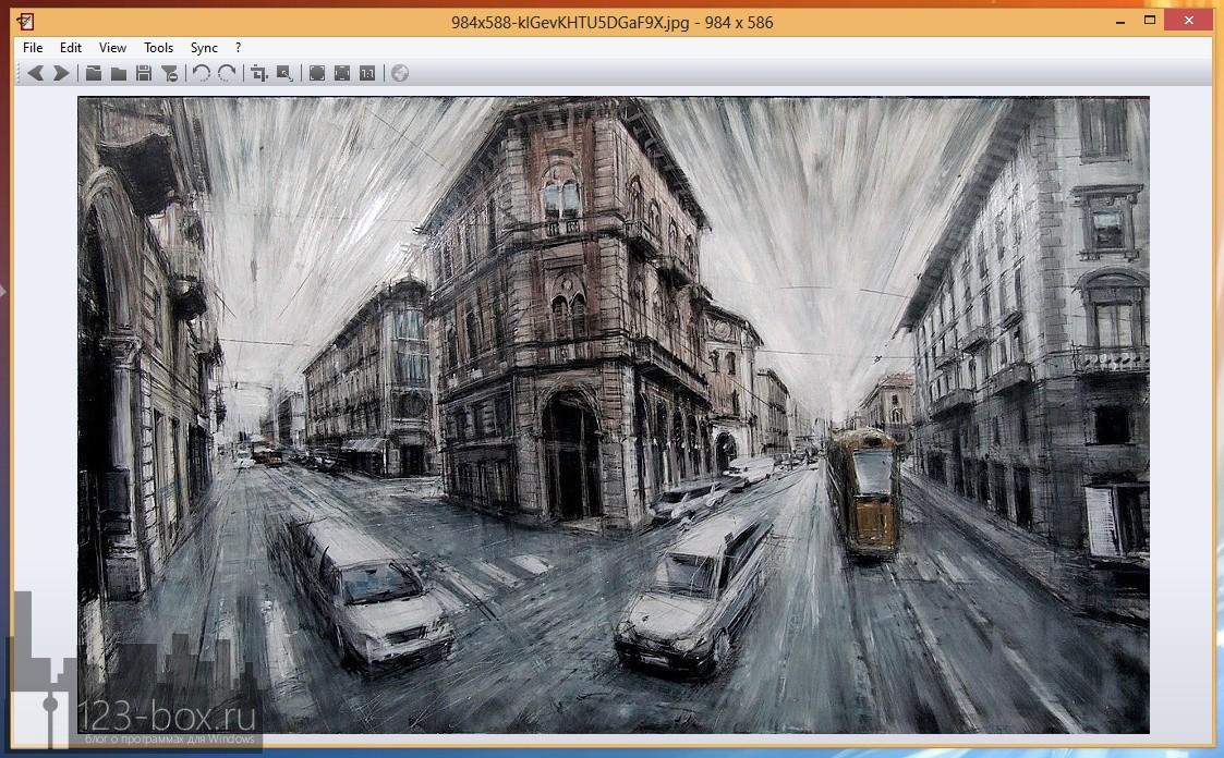 Nomacs - портабельная программа для просмотра изображений с удобным управлением (5)