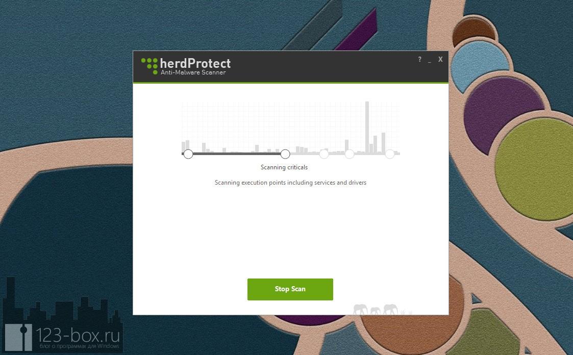 herdProtect — облачный защитник от вредоносных программ, использующий множество антивирусных баз