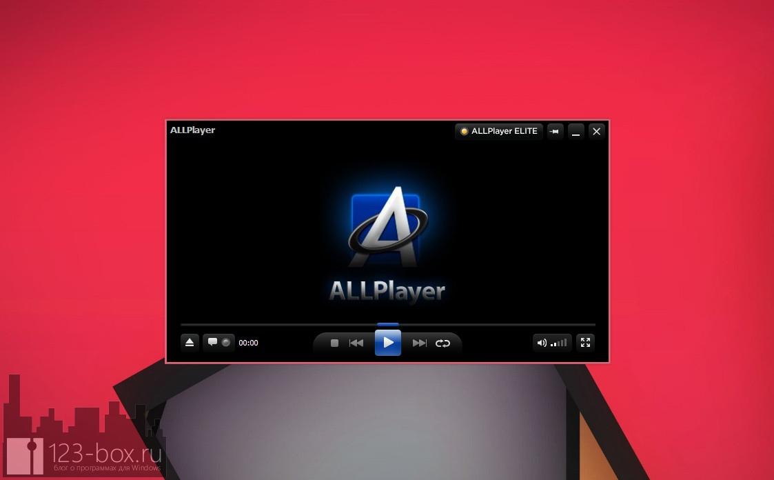 ALLPlayer — универсальный портабельный мультимедийный плеер