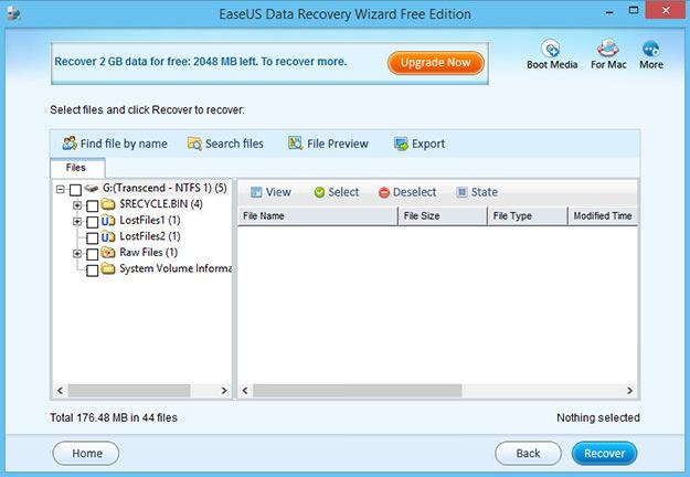 Data Recovery Wizard — программа для восстановления удаленной информации