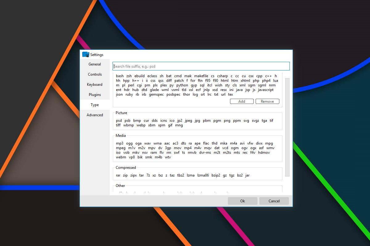 Seer — программа для предварительного просмотра файлов